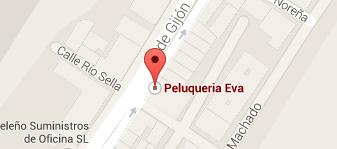 Google Maps - Peluqueria Eva